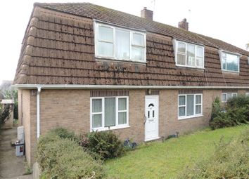 Thumbnail 2 bed flat for sale in Highfield Avenue, St Austell, St Austell