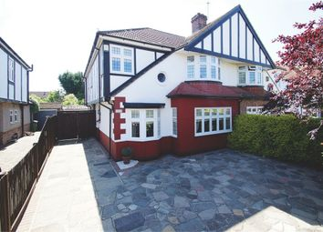 Thumbnail 5 bed semi-detached house for sale in Farwell Road, Sidcup, Kent