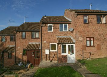 Thumbnail 2 bed terraced house for sale in Bramblewood Way, Halesworth