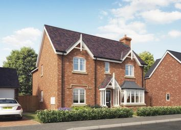Thumbnail 4 bed detached house for sale in The Lancaster, Church View, Station Road, Hadnall