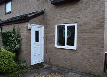 Thumbnail 2 bed end terrace house to rent in Redcot Gardens, Stamford