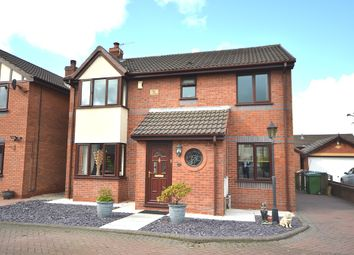 Thumbnail 4 bed detached house for sale in Marsh Street, Westhoughton