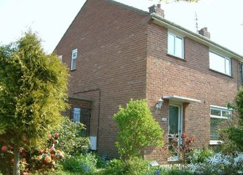 Thumbnail 3 bedroom semi-detached house to rent in St. Hildas Crescent, Gorleston, Great Yarmouth