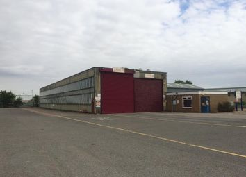 Thumbnail Industrial for sale in Former Vehicle Testing Station, Saville Road, Westwood, Peterborough