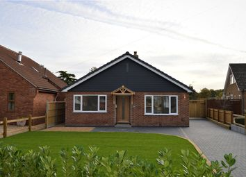 Thumbnail 2 bed detached bungalow for sale in Lodge Way, Grantham