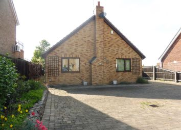 Thumbnail 3 bed detached bungalow for sale in Chapel Lane, Wicken, Ely