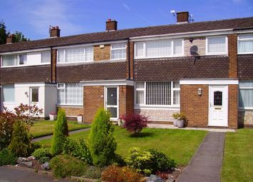 Thumbnail 3 bed town house for sale in Parr Lane, Unsworth, Bury