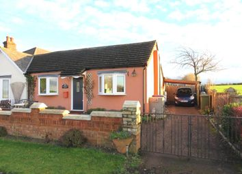 Thumbnail 2 bed semi-detached bungalow for sale in Ashwell Street, Litlington, Royston