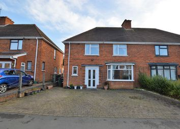 Thumbnail 4 bedroom semi-detached house for sale in Brabazon Road, Oadby, Leicester