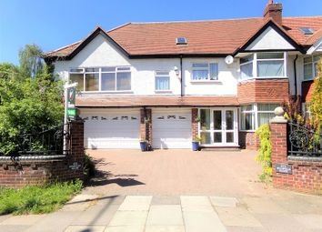 Thumbnail 7 bed semi-detached house for sale in Highfield Road, Hall Green, Birmingham