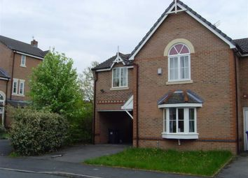 Thumbnail 4 bedroom semi-detached house to rent in Chervil Close, Fallowfield, Manchester, Greater Manchester