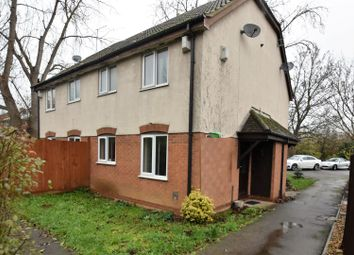 1 bed terraced house for sale in Longford Avenue, Little Billing, Northampton NN3