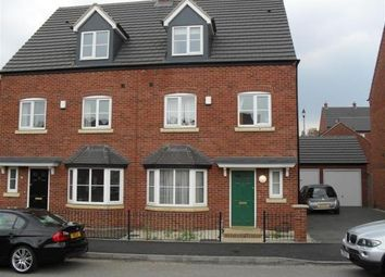 Thumbnail 6 bed town house to rent in Maynard Road, Edgbaston
