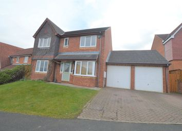 Thumbnail 4 bed detached house for sale in North Wylam View, Prudhoe