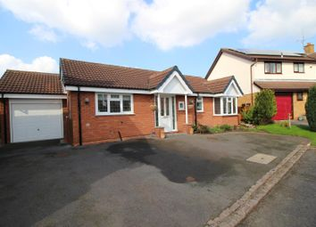Thumbnail 3 bedroom detached bungalow for sale in Pykestone Close, Oakwood, Derby