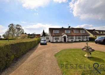 6 bed detached house for sale in Church Road, Great Hallingbury, Bishop's Stortford CM22