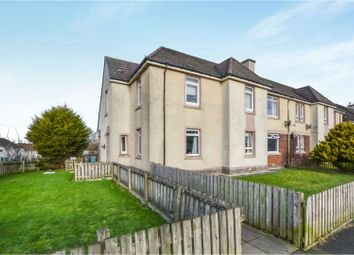 Thumbnail 4 bed flat for sale in Dorlin Road, Glasgow