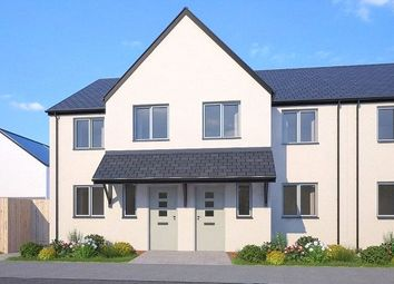 Thumbnail 3 bed end terrace house for sale in Clyst St. Mary, Exeter
