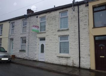 Thumbnail 3 bed terraced house for sale in Blaen Y Cwm Terrace, Tynewydd