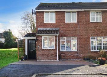 Thumbnail 3 bed semi-detached house for sale in Windward Close, Littlehampton