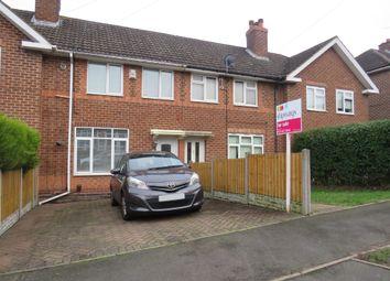 Thumbnail 3 bed semi-detached house for sale in Dufton Road, Quinton, Birmingham