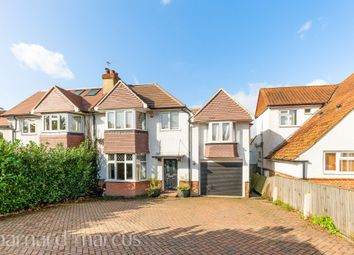Thumbnail 4 bed semi-detached house for sale in Woodmansterne Road, Carshalton