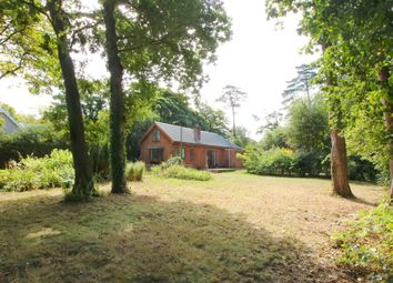 Thumbnail 3 bed detached bungalow for sale in Thorns Beach, Beaulieu, Brockenhurst, Hampshire