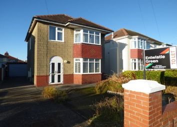 Thumbnail 3 bed detached house to rent in North Drive, Thornton-Cleveleys