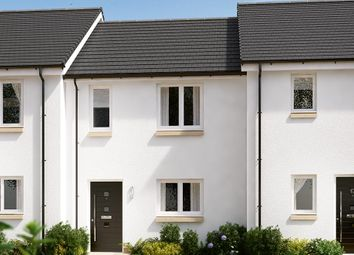 "Thumbnail 2 bedroom terraced house for sale in ""The Bambridge"" at Blantyre, Glasgow"