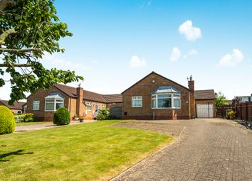 Thumbnail 3 bed detached bungalow for sale in Dale Garth, Market Weighton, York