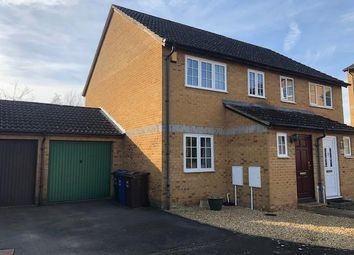 3 bed semi-detached house for sale in Langford, Bicester, Oxfordshire OX26
