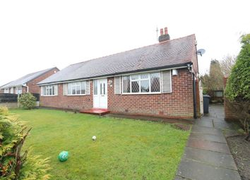 Thumbnail 3 bed bungalow for sale in Radnor Avenue, Denton, Manchester