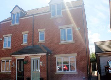 Thumbnail 3 bedroom semi-detached house for sale in Ripon Close, Hartlepool
