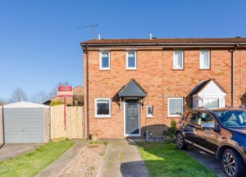 Thumbnail 2 bed end terrace house for sale in Jersey Road, Cottesmore Green, Crawley, West Sussex
