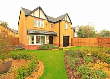 Thumbnail 4 bedroom detached house for sale in The Patrington Gibfield Park Avenue, Atherton, Manchester