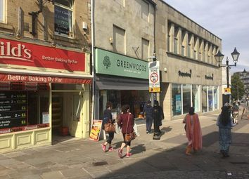 Thumbnail Retail premises for sale in 33, Low Street, Keighley