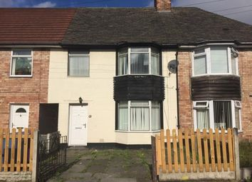 Thumbnail 3 bed terraced house for sale in 64 Linner Road, Speke, Liverpool