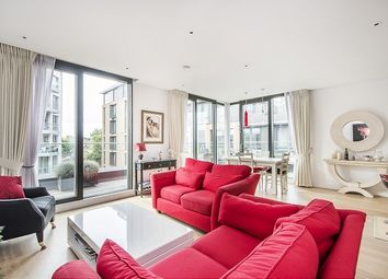 Thumbnail 2 bed flat to rent in 10 Plaza Gardens, London