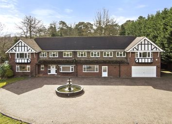 Thumbnail 6 bedroom detached house to rent in Forest Road, Warfield, Bracknell, Berkshire