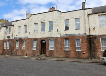 Thumbnail 2 bed flat for sale in James Street, Ayr