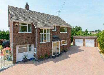 Thumbnail 5 bed detached house for sale in Fir Court, Hythe Road, Willesborough, Ashford