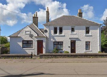 Thumbnail 4 bed flat for sale in Shorehead, Newburgh, Cupar, Fife