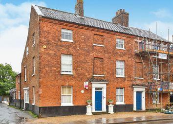 Thumbnail 1 bedroom flat for sale in London Street, Swaffham