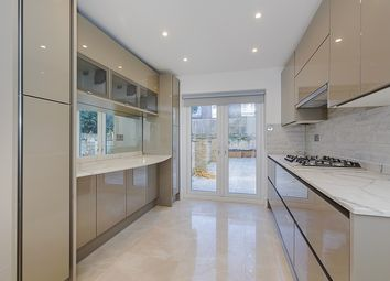 Thumbnail 4 bed terraced house to rent in Colet Gardens, London