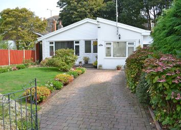 Thumbnail 3 bedroom detached bungalow for sale in Vale Road, East Cliff, Bournemouth