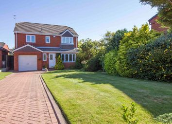 Thumbnail 4 bed detached house for sale in Fairways, Whitley Bay