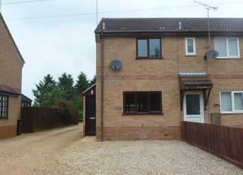 Thumbnail 2 bed property to rent in Smeeth Road, Marshland St James, Wisbech