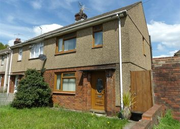 Thumbnail 2 bedroom semi-detached house for sale in Heol Y Llwynau, Trebanos, Pontardawe, Swansea, West Glamorgan