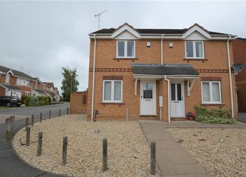 Thumbnail 2 bed semi-detached house to rent in Royce Close, Braunstone, Leicester