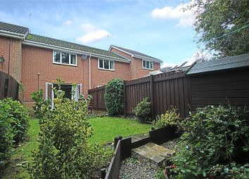 Thumbnail 2 bed town house for sale in Hall Close, Hemsworth, Pontefract, West Yorkshire
